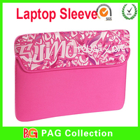 China Dong Guan Factory Neoprene Laptop Sleeve for Macbook Air 11 Custom Case