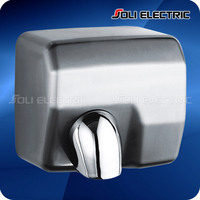 Wall Mounted Automatic Stainless Steel Hand Dryer Machine