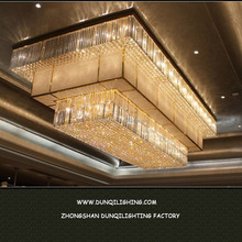 contemporary large ceiling restaurant lighting