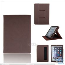 New Arrival PU Leather Case For ipad Pro With Card Slots And Handholder
