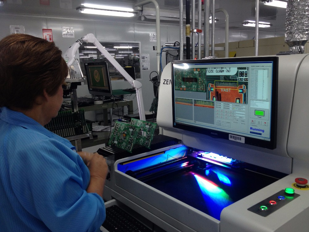 Factory price New offline AOI VISUAL OPTICAL INSPECTION for PCB error inspection equipment