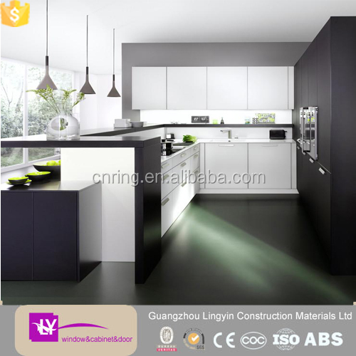 European style new model kitchen cabinet simple designs for New model kitchen