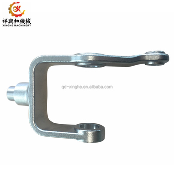 Oem stainless steel precision investment casting water glass with electrochemical polishing