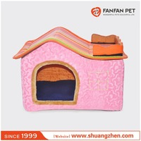 New product Hot selling custom portable unpick wash indoor pet dog house
