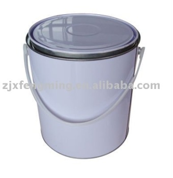 Coating 1 Gallon Paint Can With Plastic Ring Buy 1
