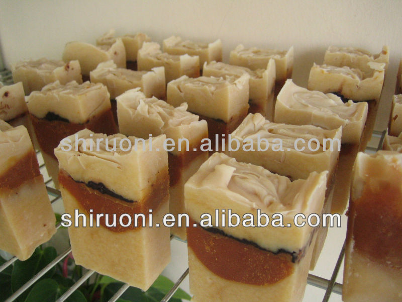 Natural HandMade Goats Milk, Honey Soap