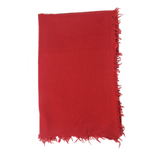 autumn winter women hot selling elegant plain color cashmere scarf shawl
