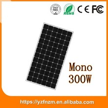free sample solar panel price india 300w monocrystalline for off grid system free maintenance good quality
