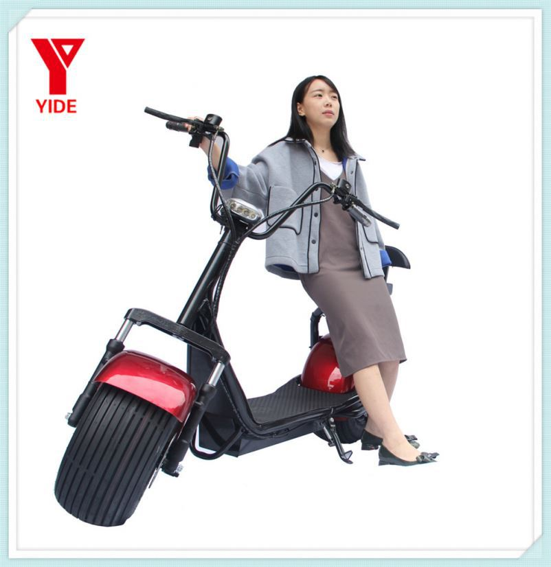 2016 Hot selling 48V 500W lithium e bike fat tire electric motorcycle