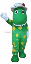 HI Hot sales funny dorothy the dinosaur mascot costume