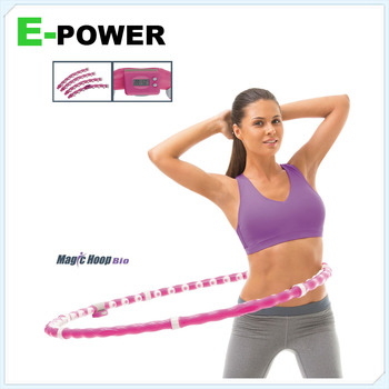 hot new products 2014 china supplier fitness equipment plastic hula hoop