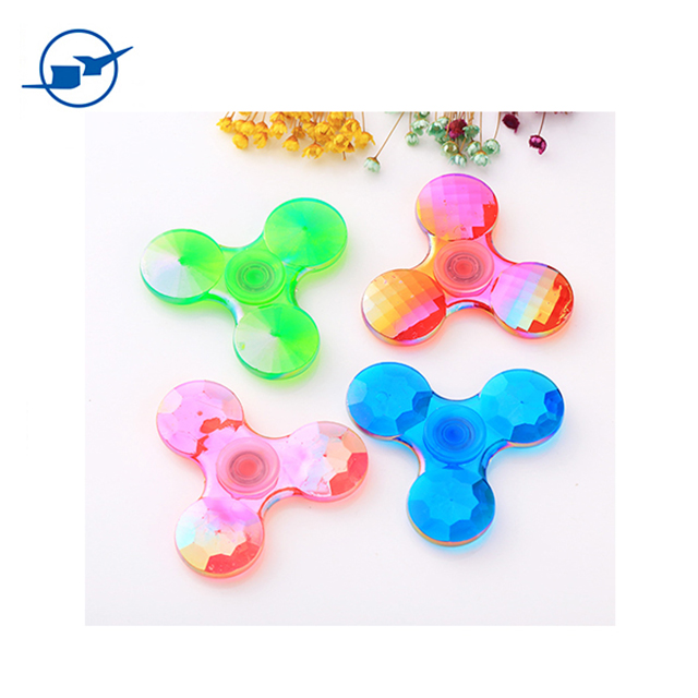 Cheap price crystal hand fidget spinner,Game for relieve pressure and concentration