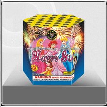 Happy Christmas Consumer Cake Fireworks