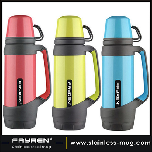 2016 new wholesale stainless steel thermos vacuum flask / bottle