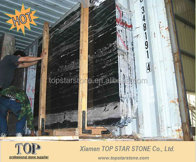 TOPSTAR Silver Grey Marble Step