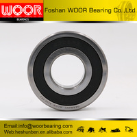 China supplier saving energy skateboard deep groove ball bearing