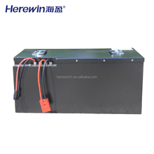 48v 120ah rechargeable lifepo4 lithium battery for electric tricycle and forklift