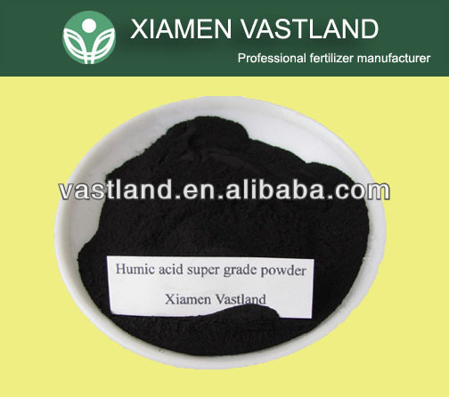 Humic acid and potassium humate 85/Super powder humic acid 85%