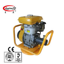 5.0HP Robin gasoline concrete vibrator, EY20 petrol motor with CE used for concrete vibration
