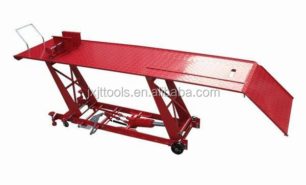 MOTORCYCLE LIFT TABLE 800LBS