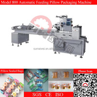 Fully Automatic Pillow Packing Machinery