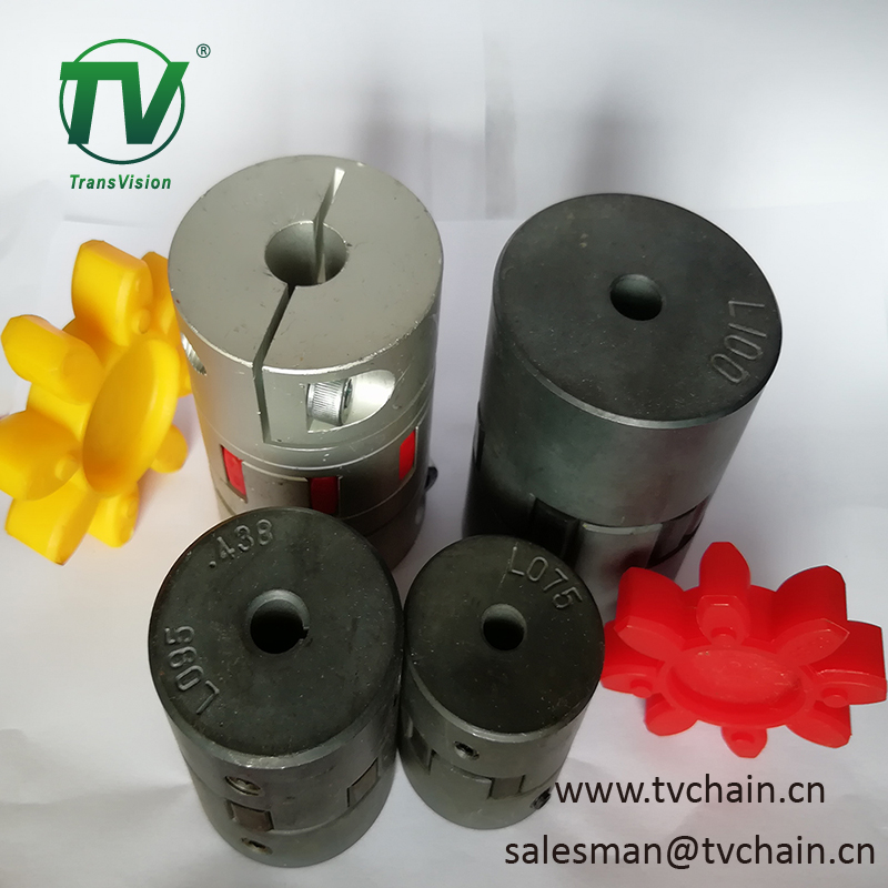 CL-150 Flange Cast Iron Coupling