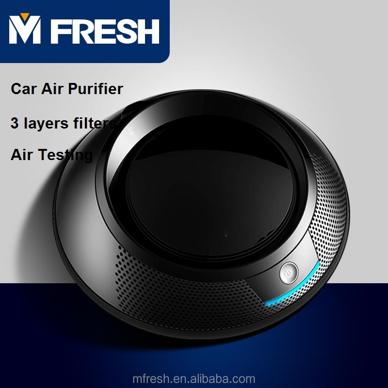 Mfresh SY102 car air purifier ionizer Smart Design Car auto air freshener