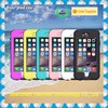 Hot Selling hard plastic for iphone 5 waterproof case, shock proof case for iphone