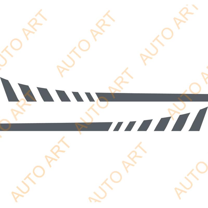 Die Cut Vinyl Decal Racing Car Side Sticker Graphics Buy