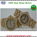 2015 luxury handcrafted wooden watches with japanese movement BW0002M