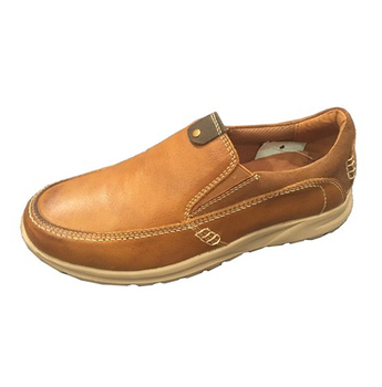 Young Man Genuine Leather Casual Shoe