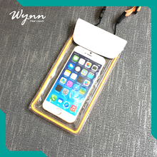Quality Assurance container for swimming cell phone mobile waterproof bag