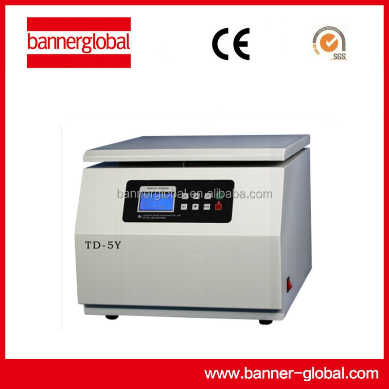 TD-5Y table top crude oil water determination oil centrifuge