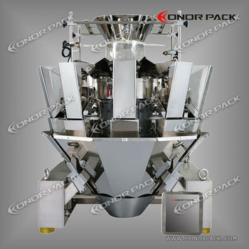 10 Heads 1.6L Combination Weigher