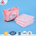 High standard speed puls ultra thin sanitary napkin with wing