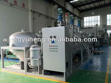 Used car engine oil cleaning machine, truck oil recycling plant, hydraulic oil regeneration system