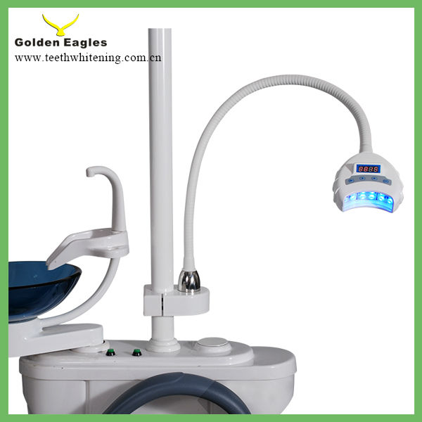 cool blue light teeth whitening lamp