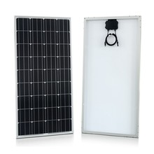 China factory direct sale 60W 80W 100W 12V solar panel for roof