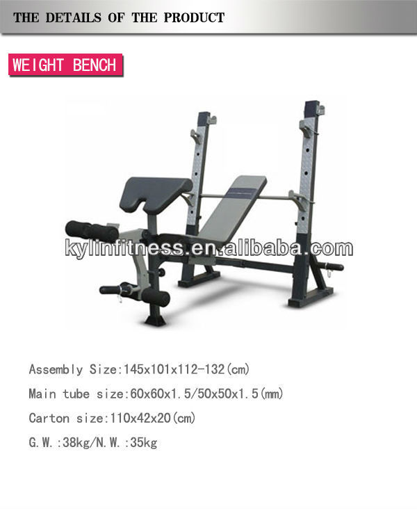 Fitness Machine Supine Press Bench,Supine Press Bench Gym Products