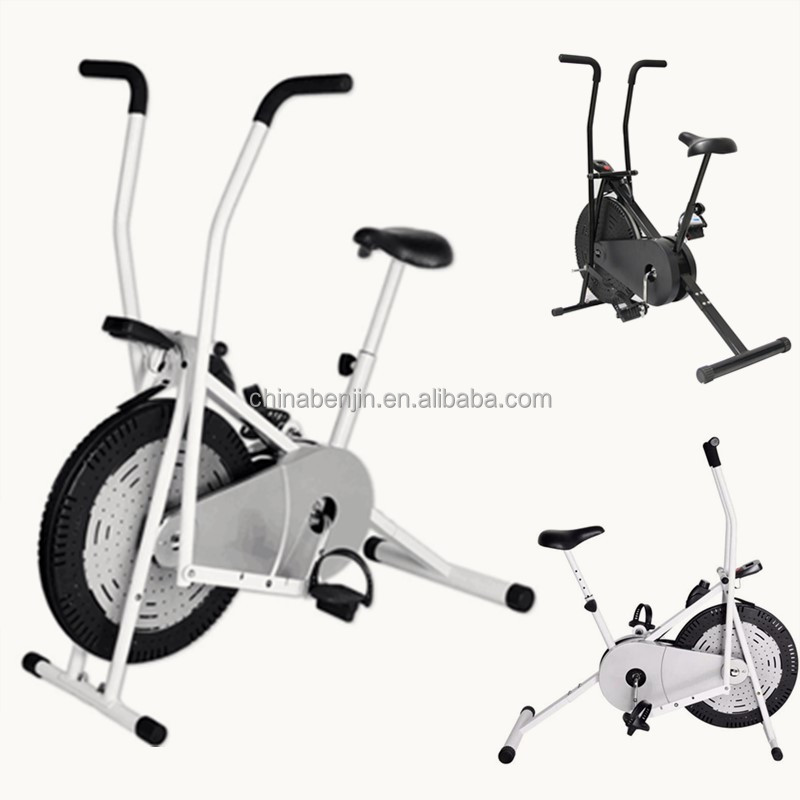 Home Gym Fitness Spinging Bike Full body Power Training Exercise Air Bike