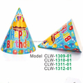 Wholesale Fashion Custom Children's Party Hats