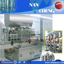 Full-Auto Pharmaceutical Refined Soybean Oil Filling Machine Bottle Capping Machine Equipment