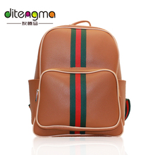 Top Sale China Price Custom PU Travelling School Bag Backpack Girl With Waterproof