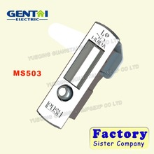 MS503 Switch cabinet lock electric box lock plane lock