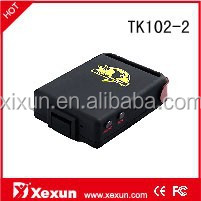 Original xexun real time gps tracker security gadgets TK102-2 for cars motorycles