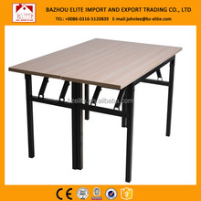Plywood Restaurant Table in Length 1.2M