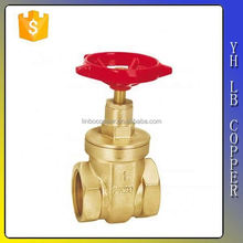 China supplier Brass Pumped Leveraged Gate Valve/non rising stem butt weld gate valve LINBO-C785