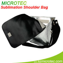 Sublimation PU Shoulder Bag sublimation neoprene laptop bag