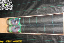 the airport road and drainage system PP ground cover fabric weed control woven fabric /woven geotextile