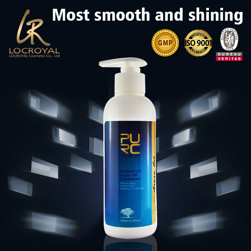 Hair Conditioner Moroccan Argan Oil Nourishing Shampoo professional for salon OEM private label